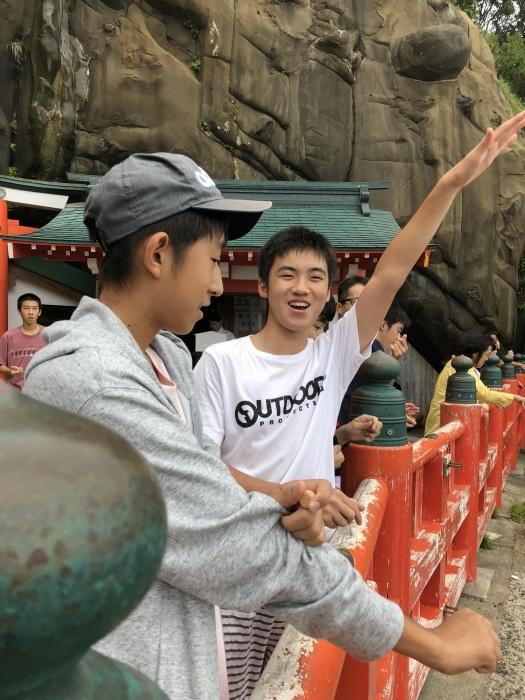 最高の学年による充実の宮崎夏合宿 -合宿1日目の写真-_d0116009_14440303.jpg