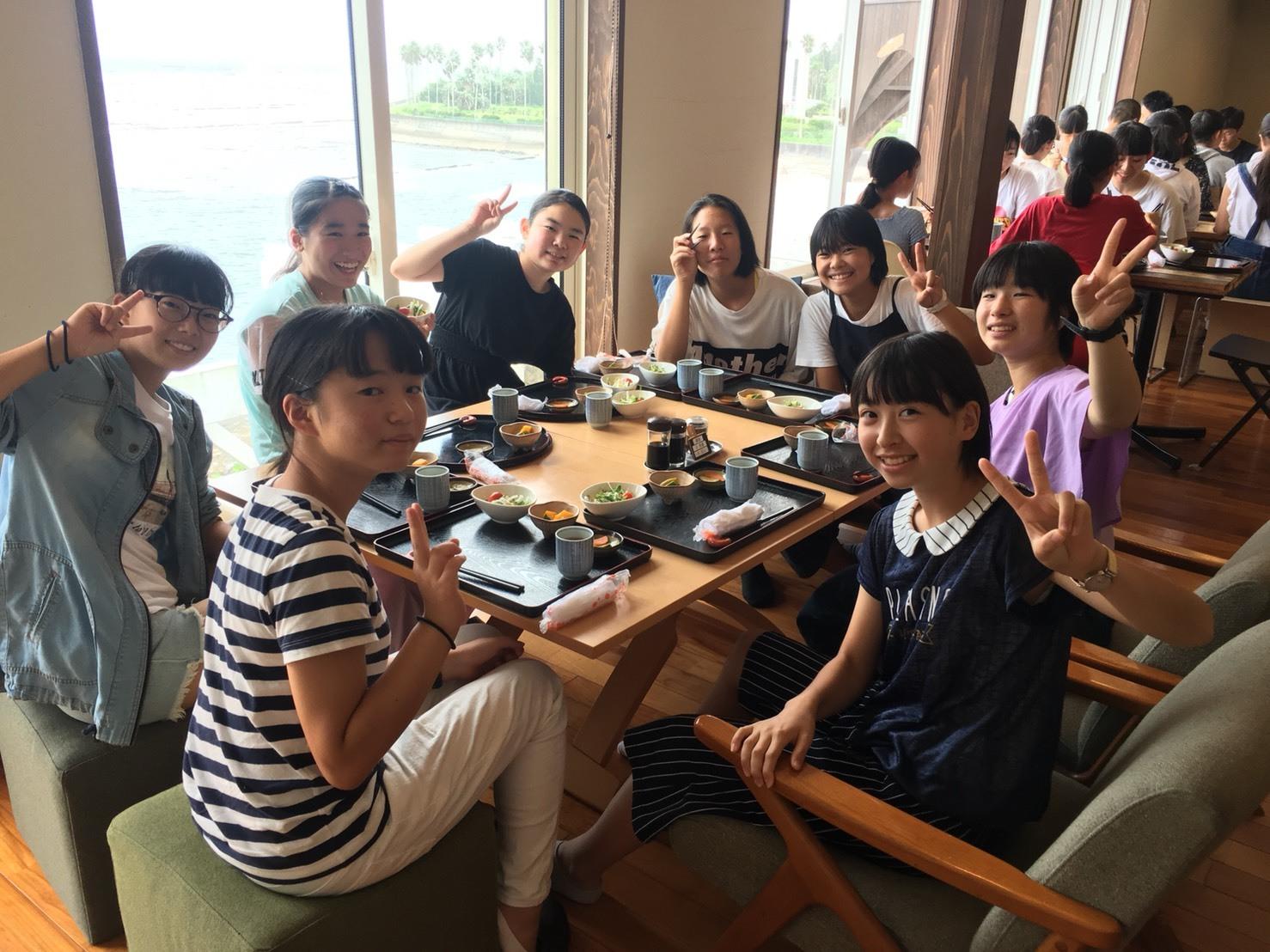 最高の学年による充実の宮崎夏合宿 -合宿1日目の写真-_d0116009_14522600.jpg