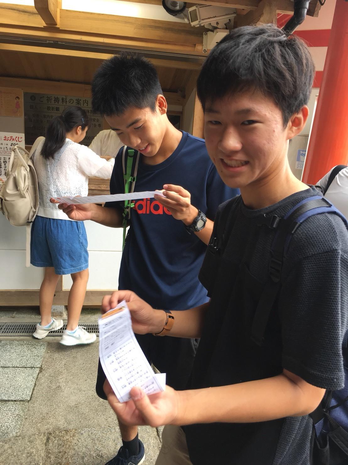 最高の学年による充実の宮崎夏合宿 -合宿1日目の写真-_d0116009_14533390.jpg