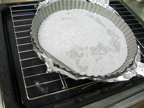 生クリームを使わないチーズケーキ_f0129726_19151655.jpg