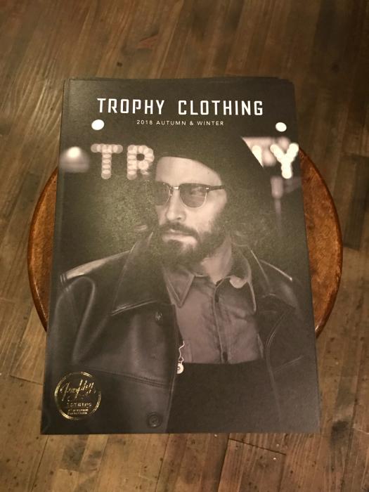 TROPHY CLOTHING 2018 A&Wカタログ差し上げます!_f0194657_19092045.jpg