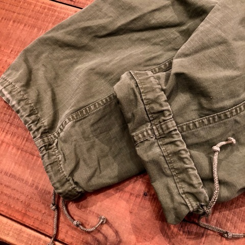 "1950s "" BIG MAC - PENNEY\'S - \"" 100% cotton VINTAGE - マチ付き - CHINOS WORK SHIRTS ._d0172088_21392200.jpg"
