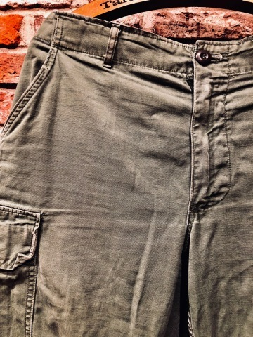 "1950s "" BIG MAC - PENNEY\'S - \"" 100% cotton VINTAGE - マチ付き - CHINOS WORK SHIRTS ._d0172088_21401712.jpg"