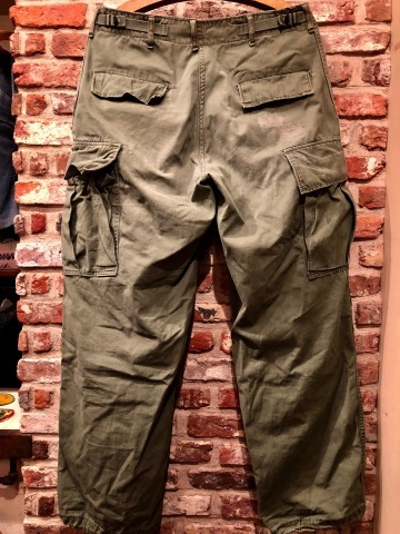 "1950s "" BIG MAC - PENNEY\'S - \"" 100% cotton VINTAGE - マチ付き - CHINOS WORK SHIRTS ._d0172088_21404289.jpg"
