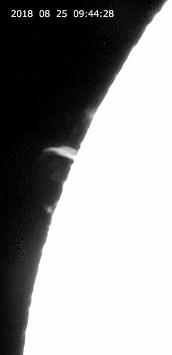 8月25日の太陽_e0174091_12204183.jpg