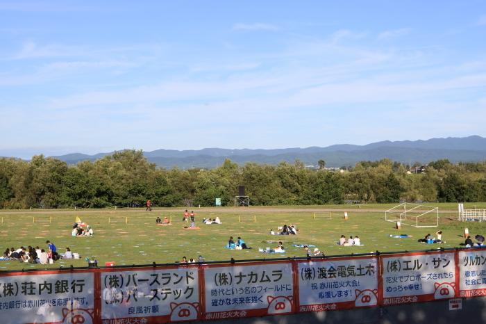 【赤川花火大会 part 1】山形旅行 - 2 -_f0348831_23171534.jpg