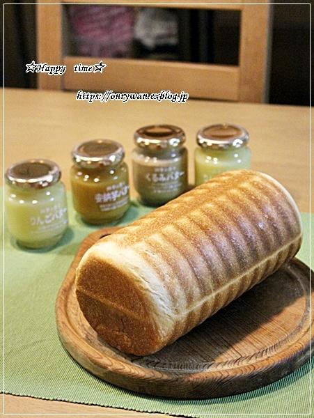 チキンカツ弁当ととうもろこしスープとラウンドパン♪_f0348032_18351634.jpg