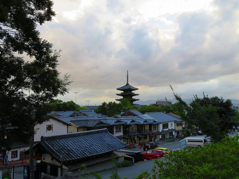 京都「八坂の塔~霊山観音」20180824_e0237645_00582167.jpg