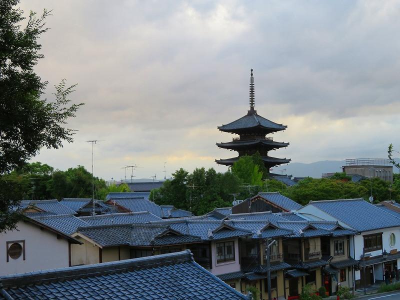京都「八坂の塔~霊山観音」20180824_e0237645_00582277.jpg