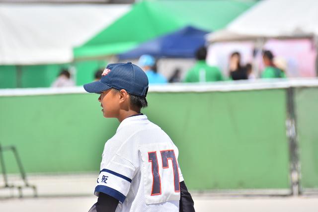 鳥取全中初日 岸城VS平賀東_b0249247_14411403.jpg
