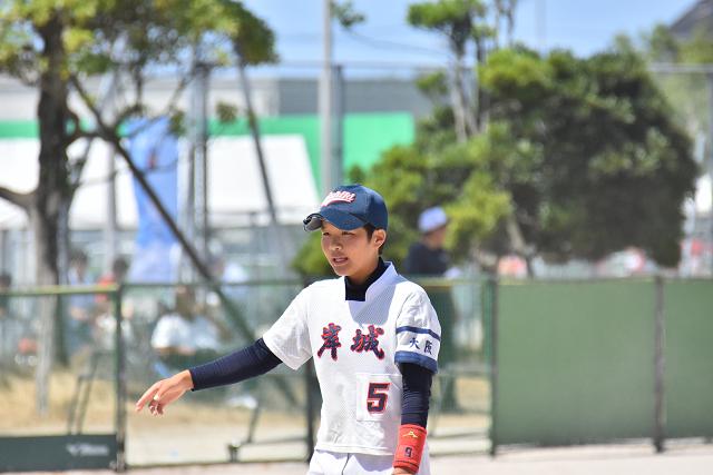 鳥取全中初日 岸城VS平賀東_b0249247_14412173.jpg