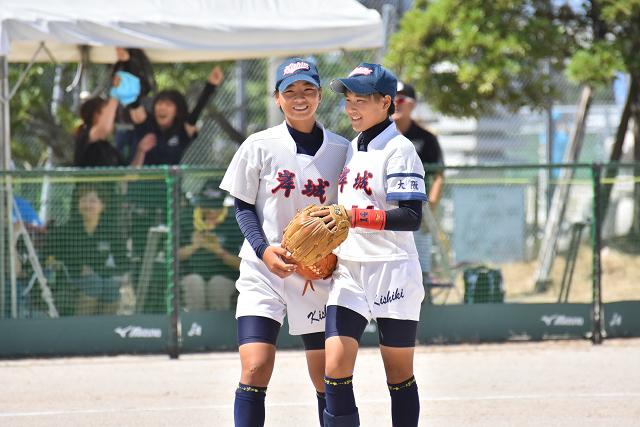 鳥取全中初日 岸城VS平賀東_b0249247_14412189.jpg