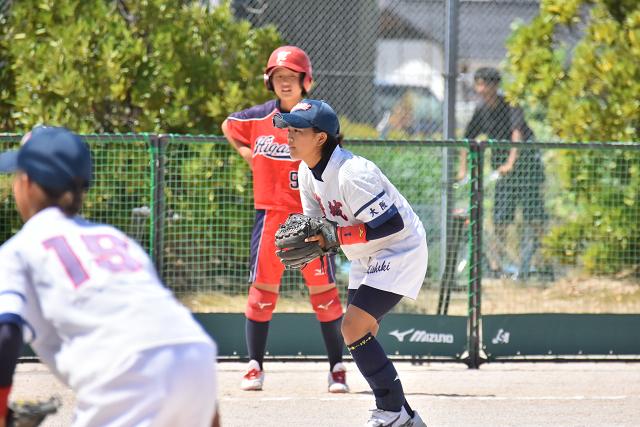 鳥取全中初日 岸城VS平賀東_b0249247_14412633.jpg