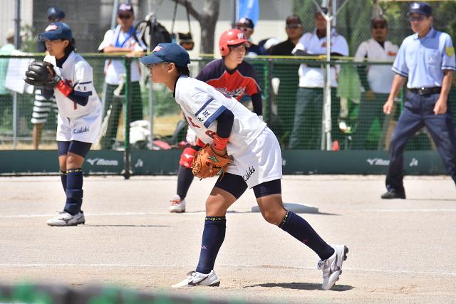 鳥取全中初日 岸城VS平賀東_b0249247_14414220.jpg