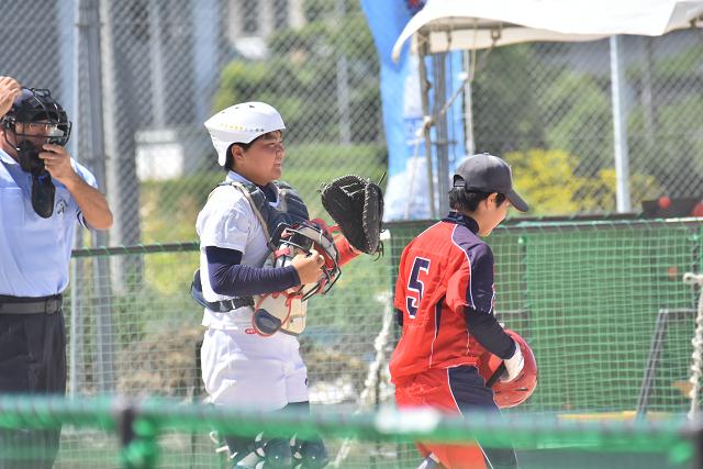 鳥取全中初日 岸城VS平賀東_b0249247_14415235.jpg