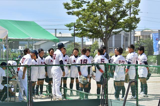 鳥取全中初日 岸城VS平賀東_b0249247_14415872.jpg