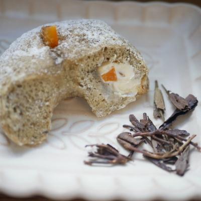 よしざわ窯xdough-doughnutsコラボ企画第6弾!「ほうじ茶夏みかんクリームチーズ」と「しかくのビスケット皿」販売いたします_a0221457_17120145.jpg