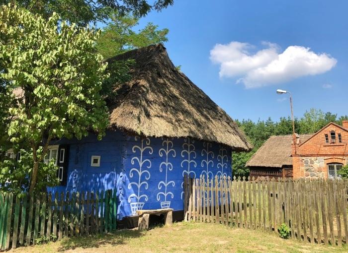 ポーランドの旅 21  切り絵の街 ウォヴィチ_a0092659_22031505.jpg