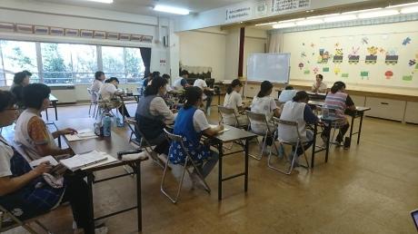 園内研修 2日目_a0168274_10433010.jpg