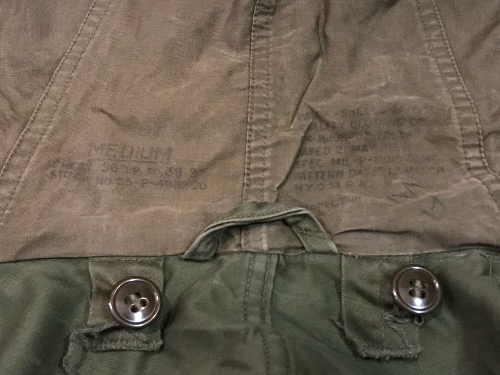 神戸店8/29(水)秋Vintage入荷! #2 1950\'s~US.Military Item!!!_c0078587_15112715.jpg