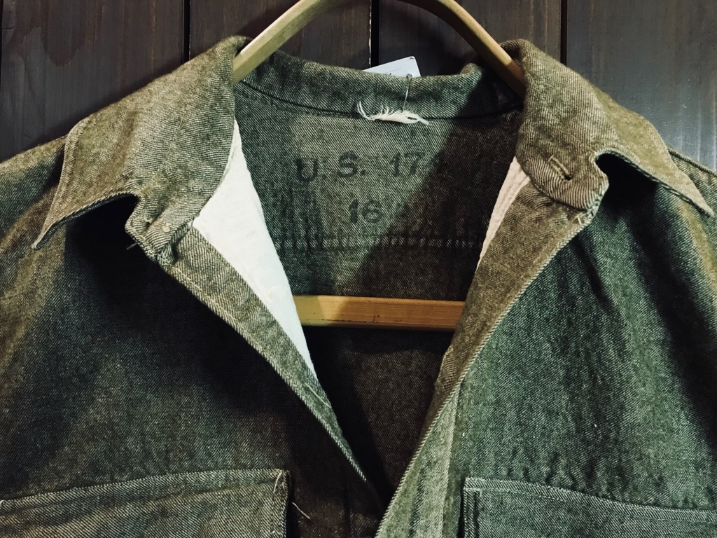 神戸店8/29(水)秋Vintage入荷! #3 1910~1940\'s US.Military Item!!!_c0078587_15592544.jpg