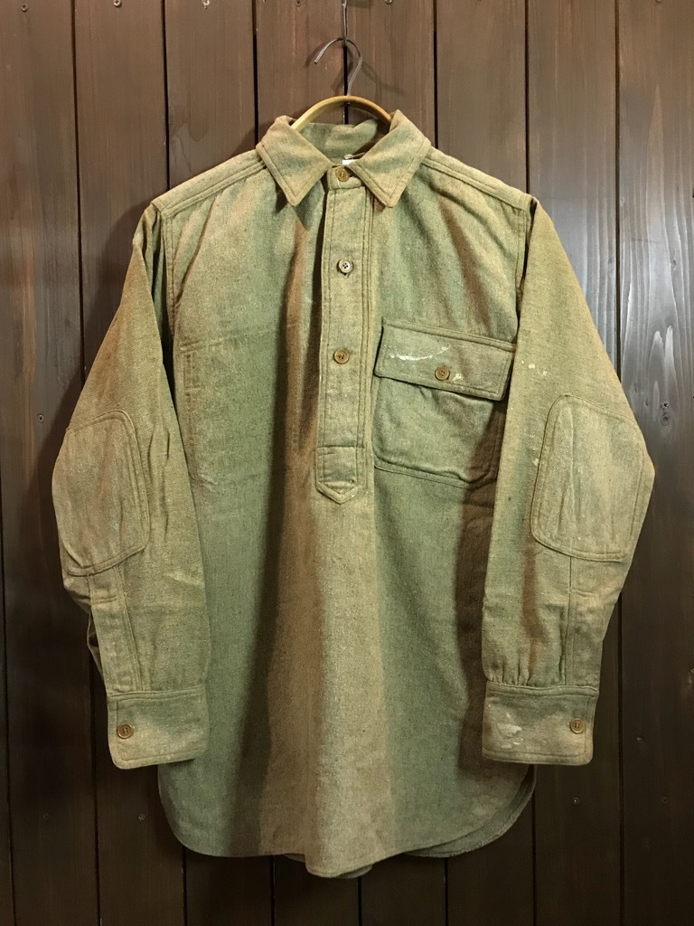 神戸店8/29(水)秋Vintage入荷! #3 1910~1940\'s US.Military Item!!!_c0078587_16005452.jpg