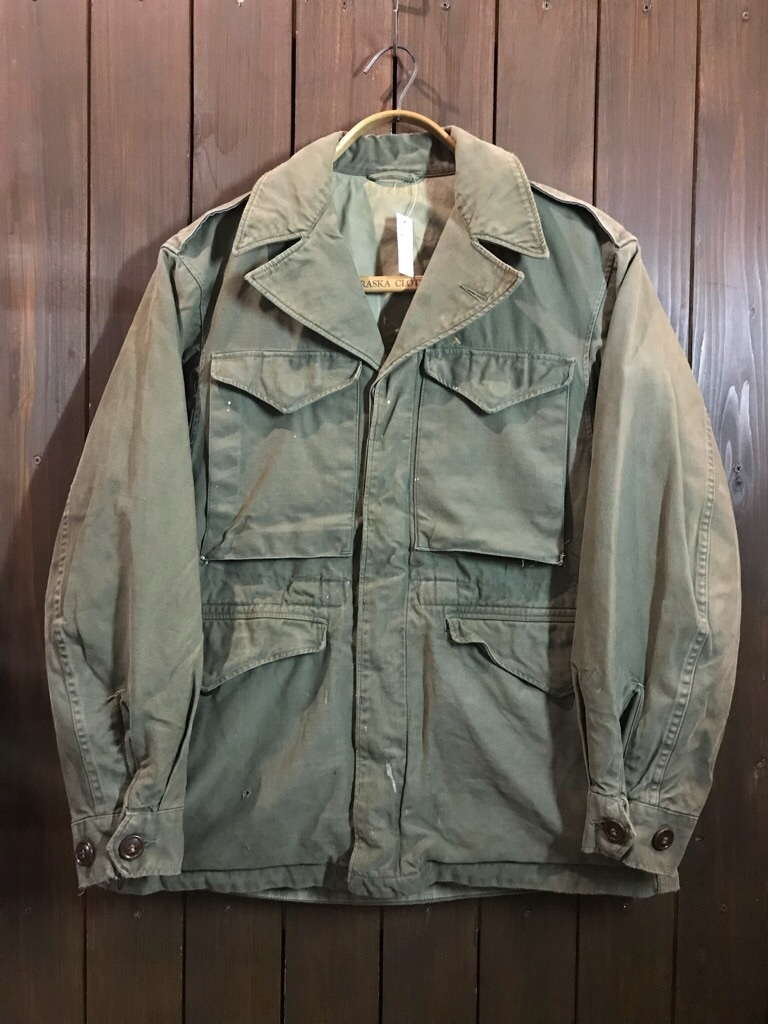 神戸店8/29(水)秋Vintage入荷! #3 1910~1940\'s US.Military Item!!!_c0078587_18311055.jpg