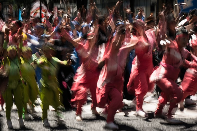 Blurring Dancers In Heat Wave That Comes Back Again_d0353489_22315015.jpg