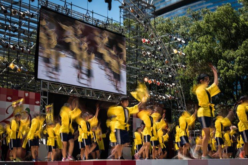 Blurring Dancers In Heat Wave That Comes Back Again_d0353489_22334626.jpg