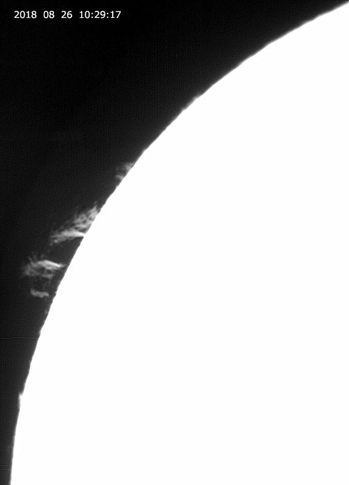 8月26日の太陽_e0174091_11480998.jpg