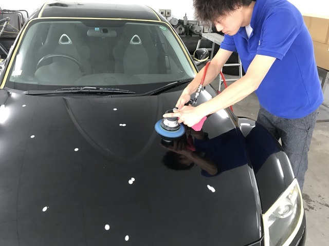 ★デリカ三田様、RX-8栗原様納車準備編!!★(白石店)_c0161601_18560552.jpg
