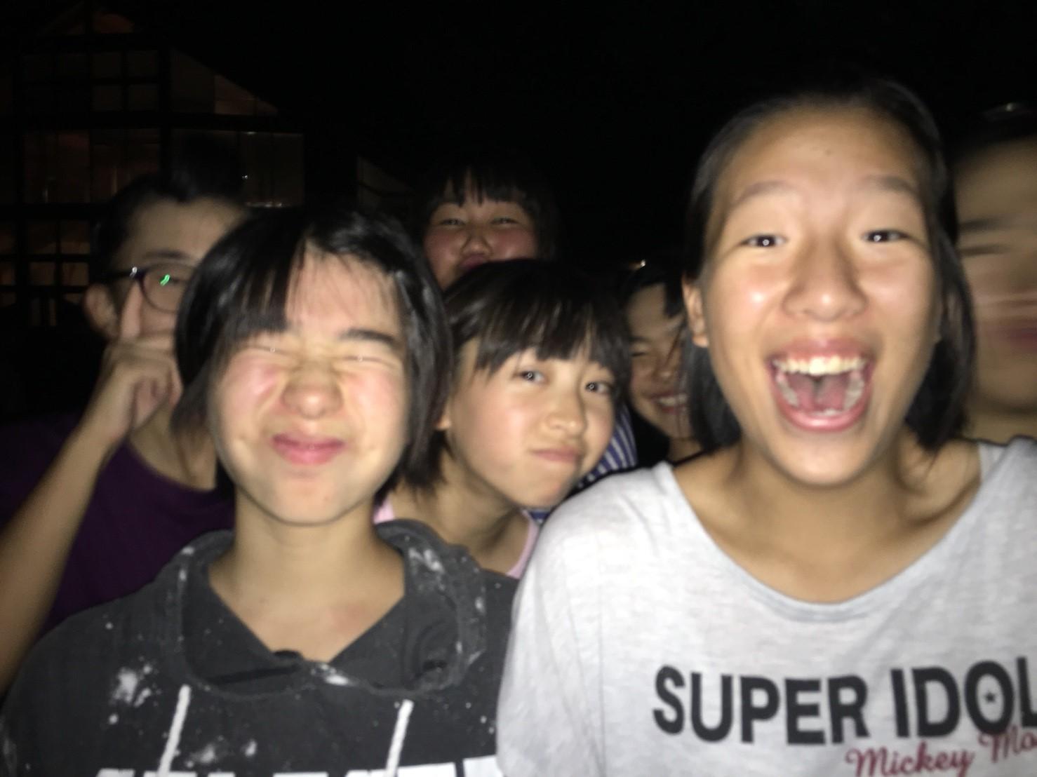 中3宮崎夏合宿 4日目夜の写真_d0116009_12420981.jpg