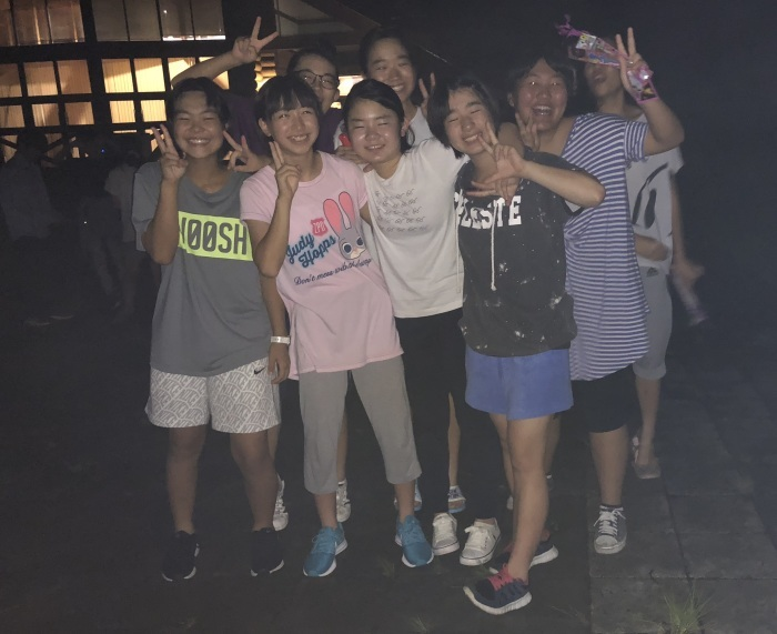 中3宮崎夏合宿 4日目夜の写真_d0116009_13001351.jpg