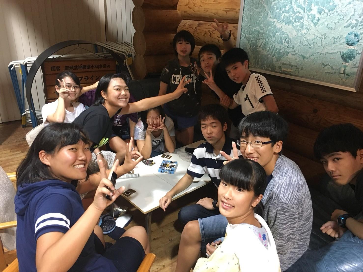 中3宮崎夏合宿 4日目夜の写真_d0116009_13085693.jpg