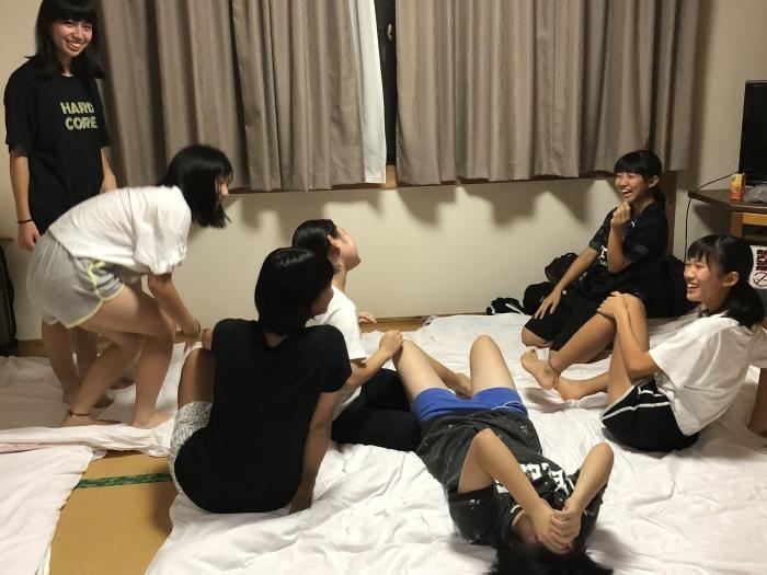 中3宮崎夏合宿 4日目夜の写真_d0116009_13290936.jpg