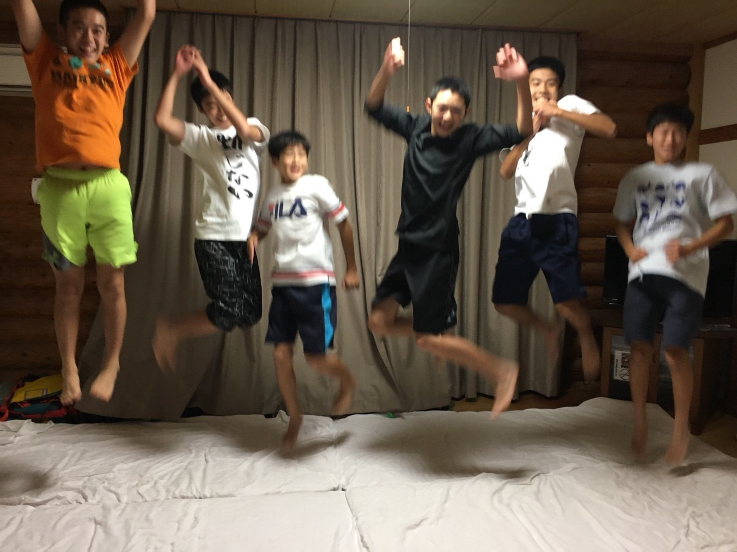 中3宮崎夏合宿 4日目夜の写真_d0116009_13325594.jpg