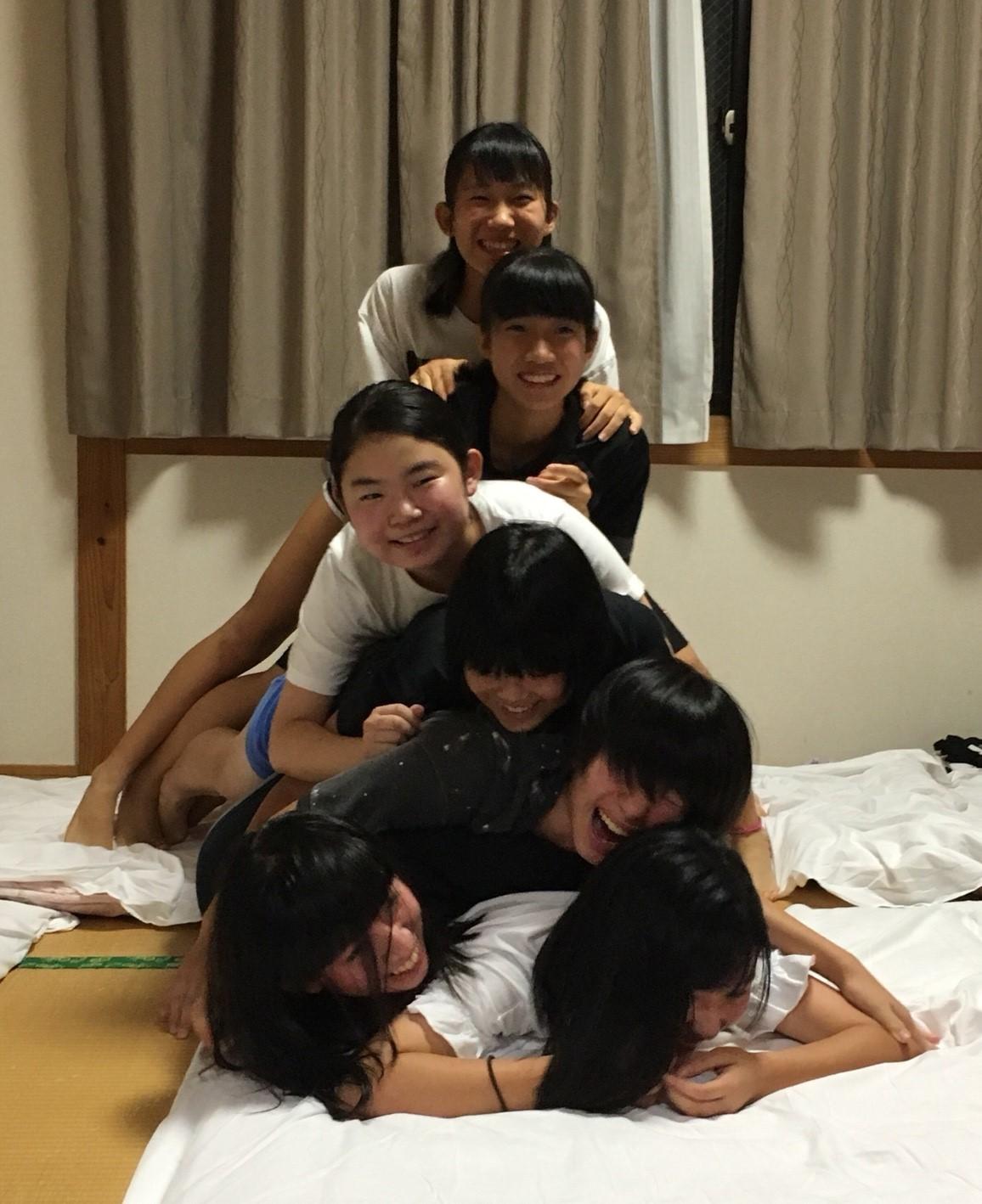 中3宮崎夏合宿 4日目夜の写真_d0116009_13345037.jpg