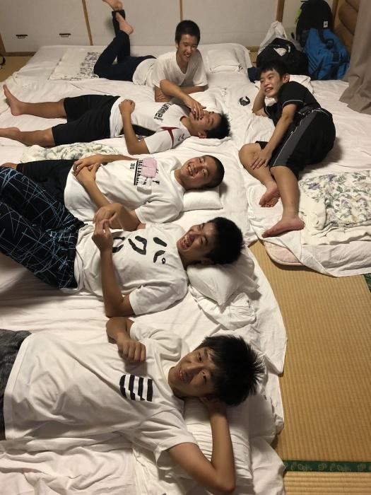 中3宮崎夏合宿 4日目夜の写真_d0116009_13381143.jpg