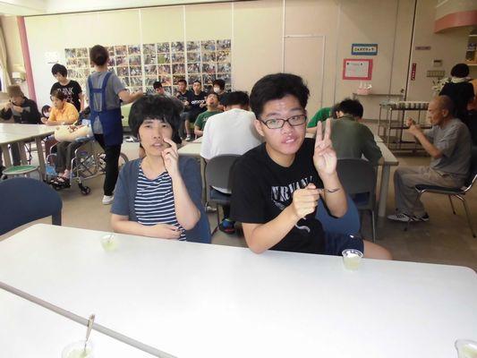 8/26 日曜喫茶_a0154110_16293780.jpg
