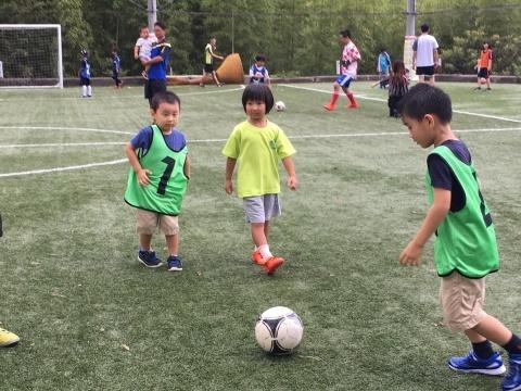 ゆるUNO 8/25(土) at UNOフットボールファーム_a0059812_17573875.jpg