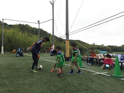 ゆるUNO 8/25(土) at UNOフットボールファーム_a0059812_17574450.jpg