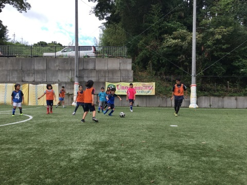ゆるUNO 8/25(土) at UNOフットボールファーム_a0059812_17593652.jpg