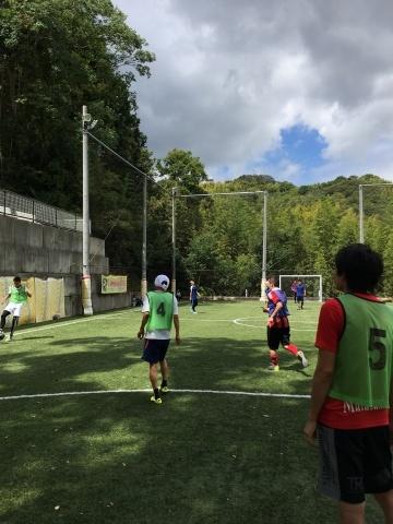 ゆるUNO 8/25(土) at UNOフットボールファーム_a0059812_18010010.jpg