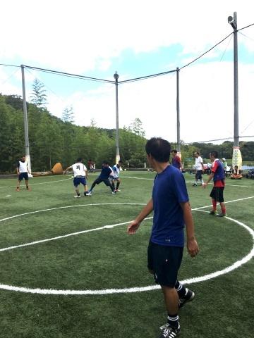 ゆるUNO 8/25(土) at UNOフットボールファーム_a0059812_18010972.jpg