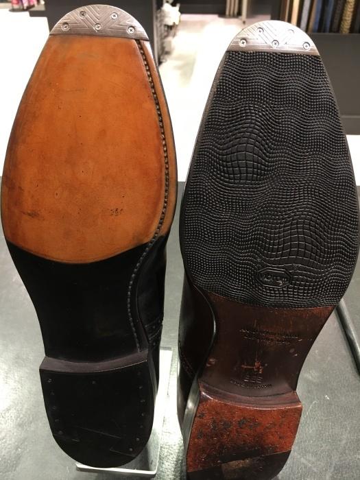 その新品の靴ちょっと待って!その②_b0226322_15195415.jpg