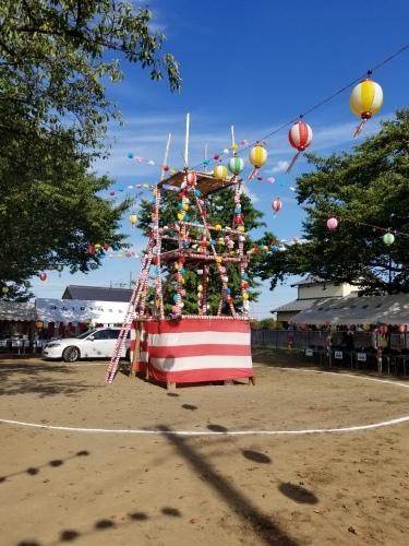 白岡沖山1区盆踊り♪_f0165126_11573966.jpg
