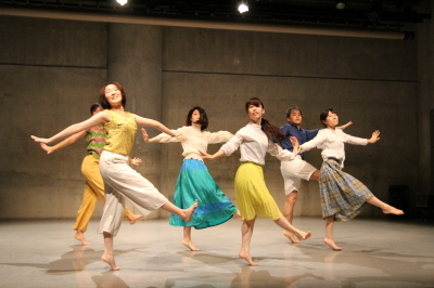 神楽坂ダンス学校ショーイング賑やかに終わる_d0178431_19200618.jpg