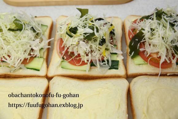 鮭の味噌マヨグリル和風弁当&今日の御出勤ごぱんセット_c0326245_11451342.jpg