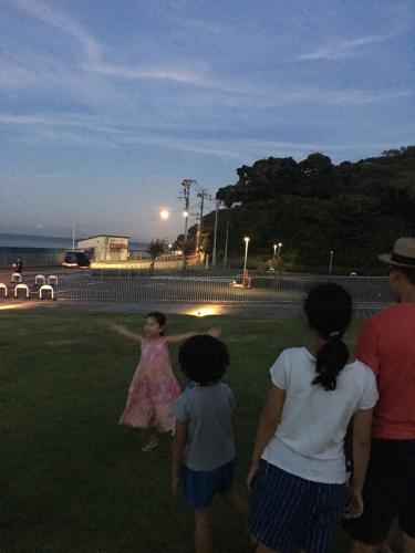 横須賀美術館の野外映画会_e0142956_11331219.jpg