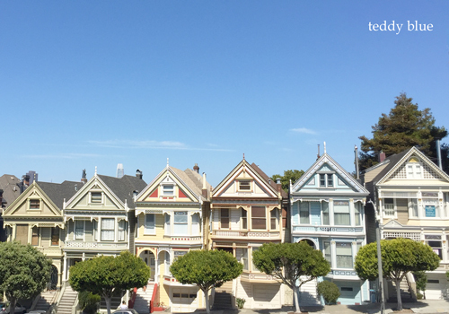 Back from San Francisco  サンフランシスコより_e0253364_13193011.jpg